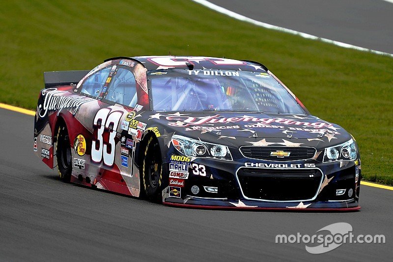 Todd Parrott to oversee the No. 33 Sprint Cup team