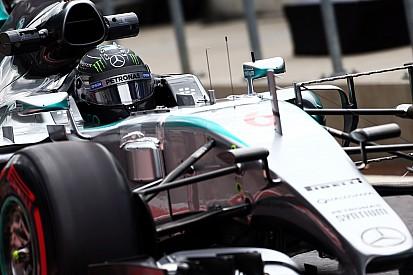Nico Rosberg mantém Mercedes na frente e fecha o segundo dia de testes no topo