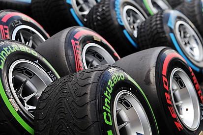 Pirelli протестировала шины 2016 года