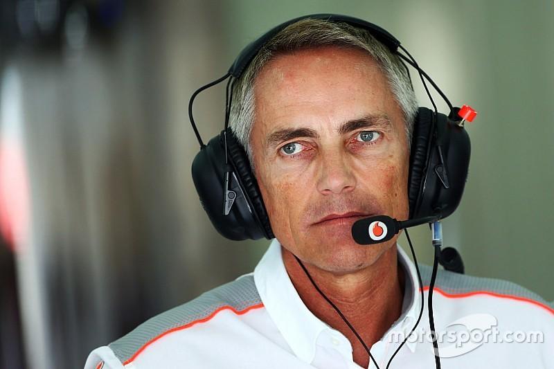 Whitmarsh ve un futuro oscuro para la F1