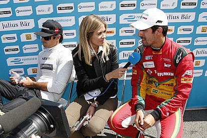 Di Grassi and Piquet blast each other on eve of title decider