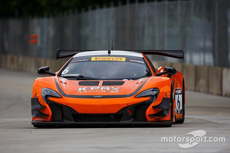 K-PAX Racing returns to Road America with Flying Lizard Motorsports