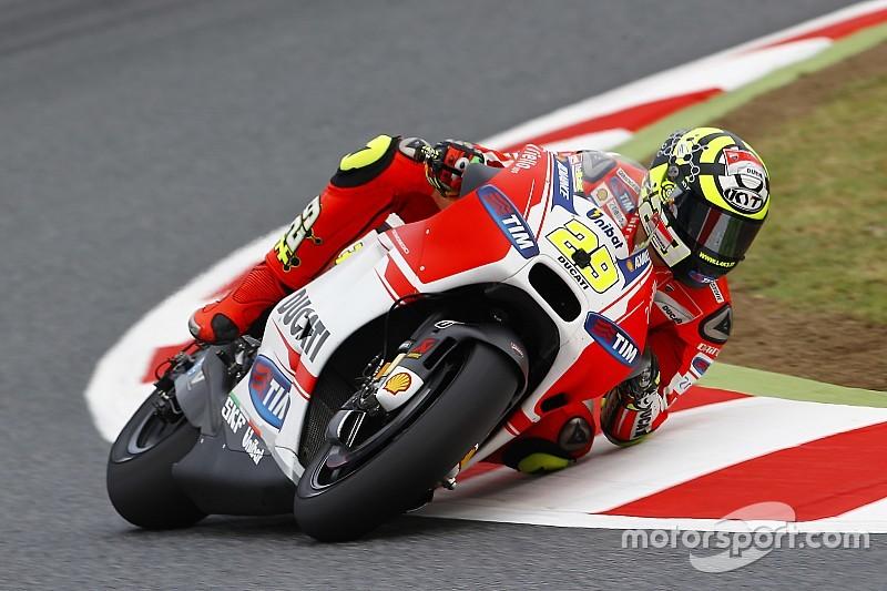 Ducati no está en forma