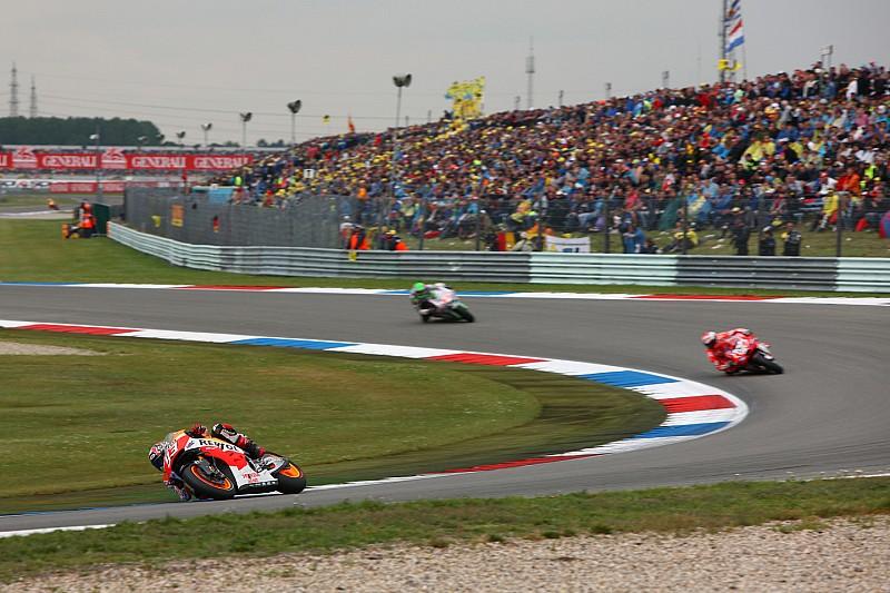 El Dutch TT será en domingo a partir del 2016