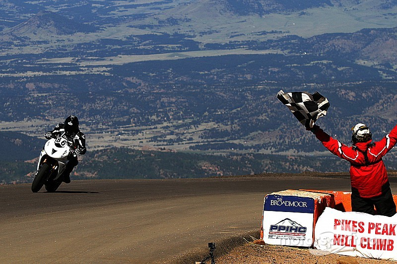 A Motorcyclist dies at Pikes Peak Hillclimb for second year in a row