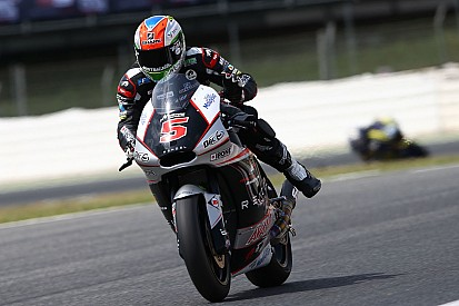 Moto2: Zarco fecha o dia de treinos na frente em Assen
