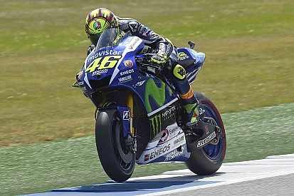 Assen MotoGP: Rossi takes stunning pole, Lorenzo down in eighth