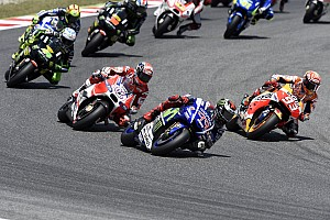 MotoGP Breaking news MotoGP to impose grid size cap from 2017