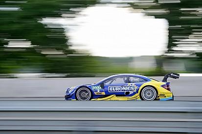 Гонщики Mercedes задали темп в Нюрнберге