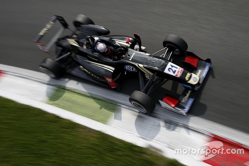 Albon signe ses deux premières pole positions en F3 Europe