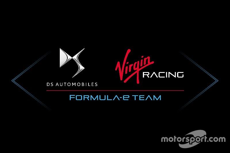 PSA Citroën officialise son arrivée en Formule E avec Virgin