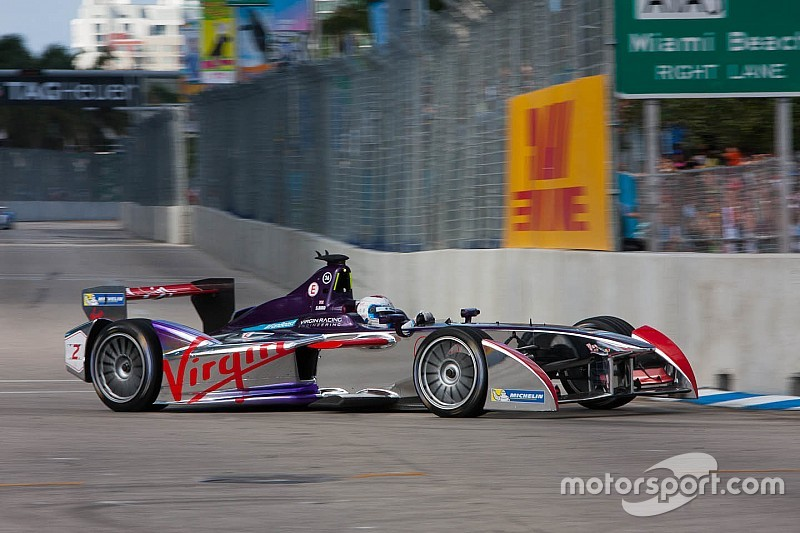 Citroen's DS brand joins Virgin Racing as partner