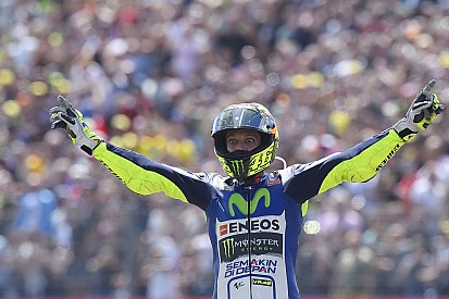 Assen MotoGP: Rossi beats Marquez after epic duel