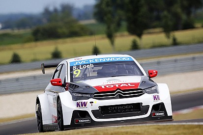 Qualifications - Sébastien Loeb en pole au Castellet