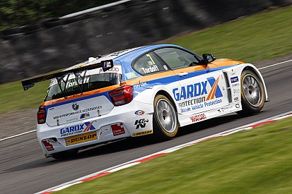 Tordoff beats Priaulx to BTCC pole at Croft