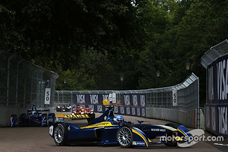 e.dams-Renault remporte le titre par équipes