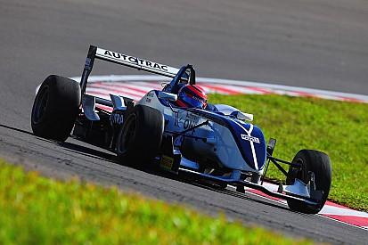 Pedro Piquet domina e vence a primeira em Santa Cruz do Sul