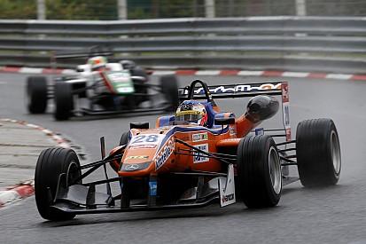 Гюнтер выиграл гонку на Норисринге