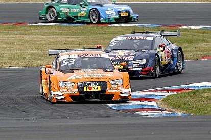 Audi driver Jamie Green increases advantage in standings