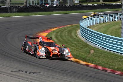Michael Shank Racing heads wet Saturday practice