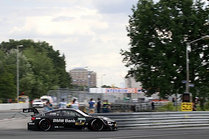 Spengler surprises Mercedes to take Norisring pole
