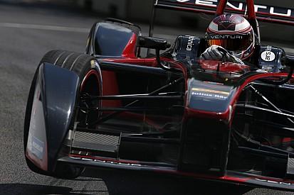 London ePrix: Sarrazin claims pole for title decider