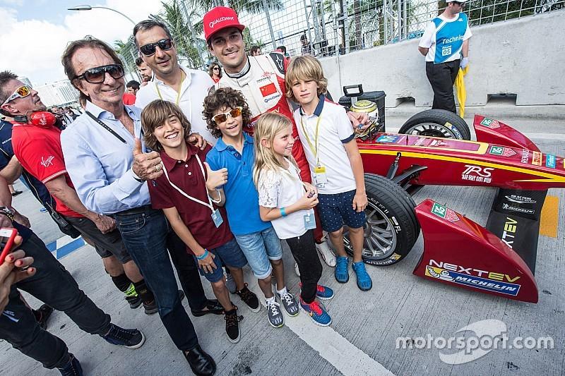"Fittipaldi: ""A Fórmula E vai fazer frente à Fórmula 1"""