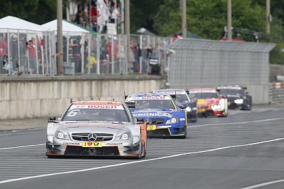 Norisring DTM: Wickens dominates as Vietoris is thwarted