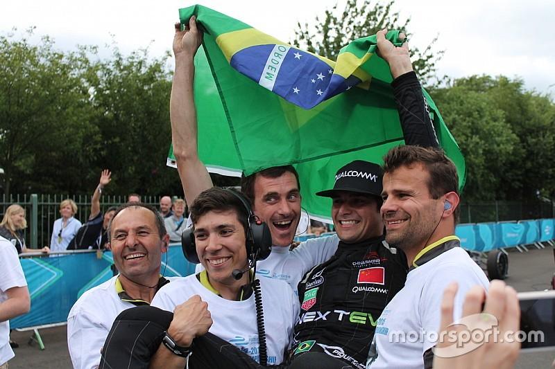 """Piquet: """"Quando recebi a bandeirada, não sabia que tinha ganhado o título"""""""
