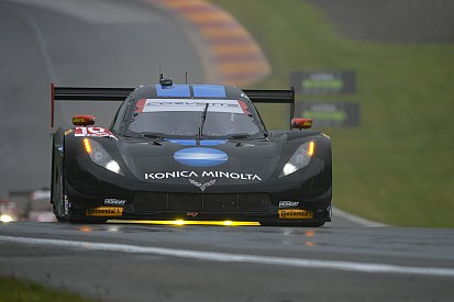 UPDATE: Red flag at Watkins Glen with 90 minutes left
