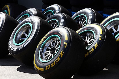 F1 tyre war now possible, reckons Michelin