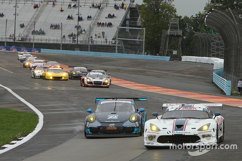Another last-to-first victory for the Viper GT3-R at The Sahlen's Six Hours of The Glen