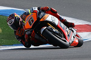 MotoGP Breaking news Bradl a doubt for Sachsenring after surgery