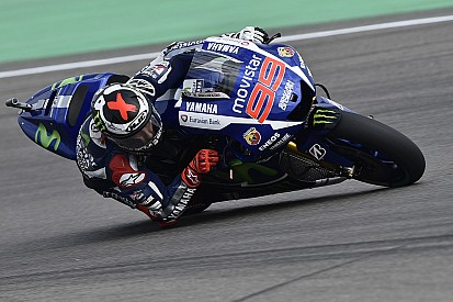 """Lorenzo concedes """"I was just slower"""" at Assen"""