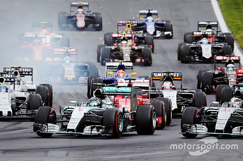 """Jefe de CVC reconoce la """"urgencia"""" para mejorar la F1"""