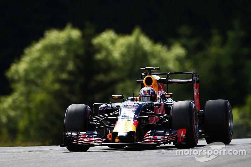 Red Bull, alentado por el progreso de Renault