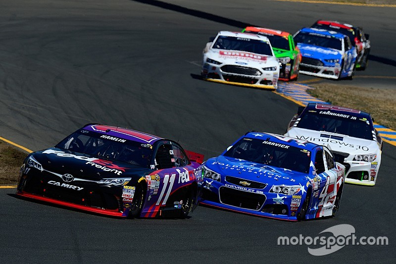 NASCAR is considering additional road courses for Sprint Cup