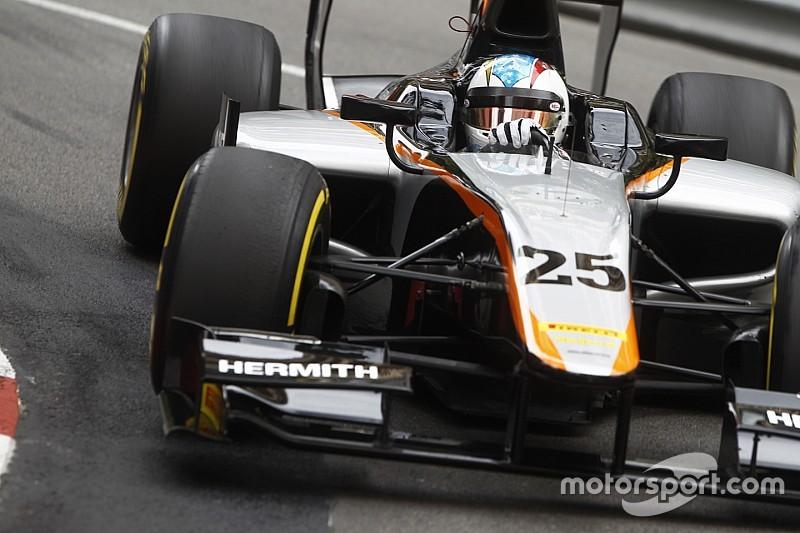 Cecotto regresa a la GP2 en lugar de Sorensen