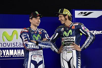 """Lorenzo - """"Sur ce coup, Valentino mérite la victoire"""""""