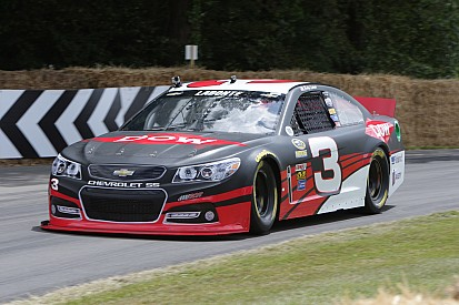 From Goodwood to Daytona, Bobby Labonte is back in a Cup car