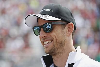 "Button: ""Apesar dos problemas da McLaren, Silverstone continua me empolgando"""