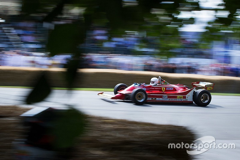 Photos - Le Goodwood Festival of Speed en images