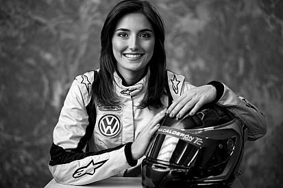 "Tatiana Calderon: ""Leading at Spa was an amazing feeling"""