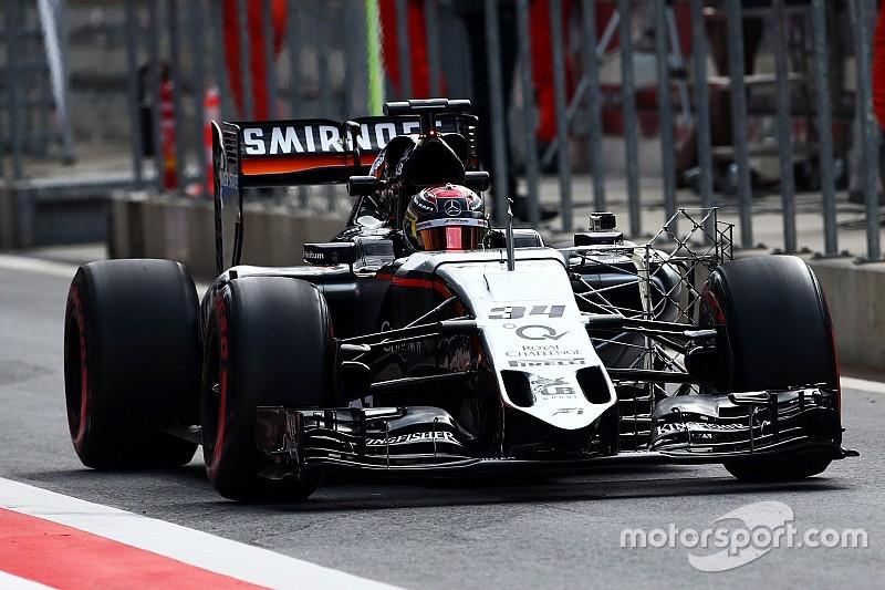 Perez crê que Silverstone não mostrará evolução real da Force India