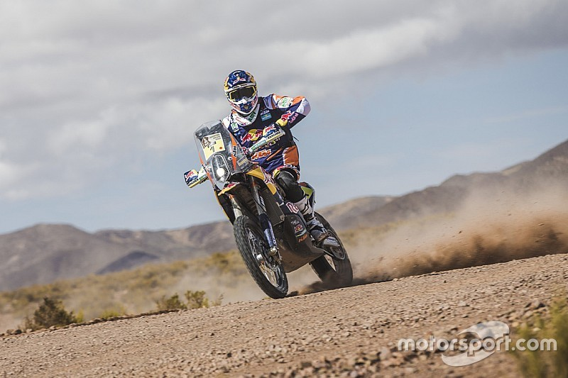 Marc Coma: The new Dakar co-pilot