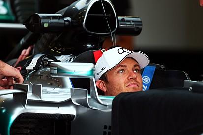 """Rosberg dice que la diferencia de puntos es """"nada"""""""
