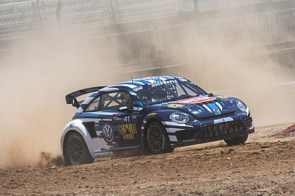 Volkswagen Andretti Rallycross team primed for round four in North Carolina