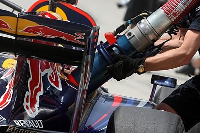Formula 1 refuelling return killed off