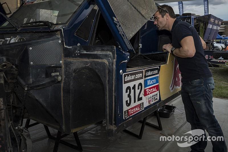 Loeb prêt à lâcher le WTCC pour le Dakar?
