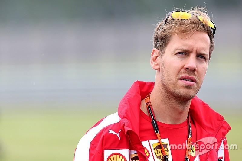 Vettel niega exhibicionismo de Ferrari en los viernes